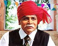 Raghuvir Yadav as Chacha Chaudhary