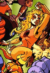 Thundercats Cheetara on Realname   Cheetara