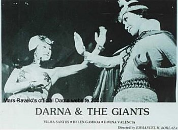 Darna and the giants - 1 1