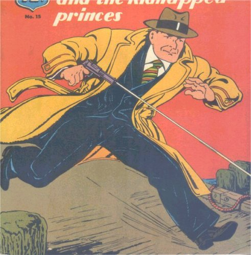 show Dick tracy art