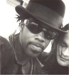 Kadeem Hardison as the Skull Cowboy