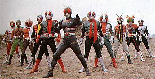 Kamen Rider Blade by