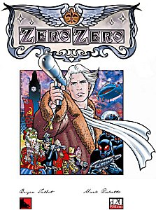 The second Luther Arkwright RPG