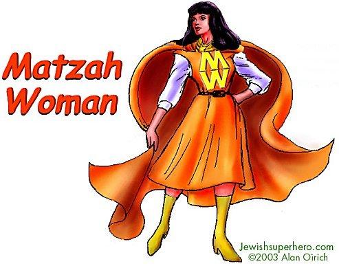 matzah woman
