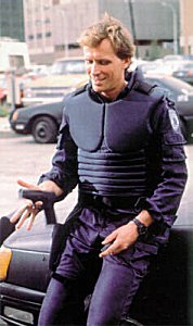 Peter Weller as Alex Murphy
