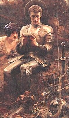Modern Arthurian Fiction (mostly fantasy and historical)