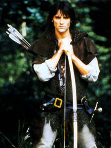 Michael Praed as Robin Hood