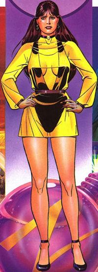 Silk Spectre (Laurie Juspeczyk)