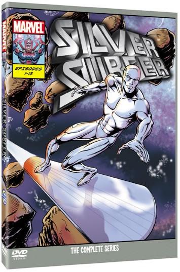 Srebrny Surfer / The Silver Surfer (1998-1999)   PL.DVDRip.H264-NN /  Dubbing PL *dla EXSite.pl*