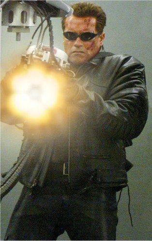T 1000000 Terminator Identity/Class : Cyborg