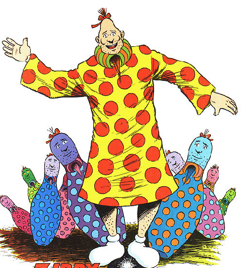 zippy the pinhead clown